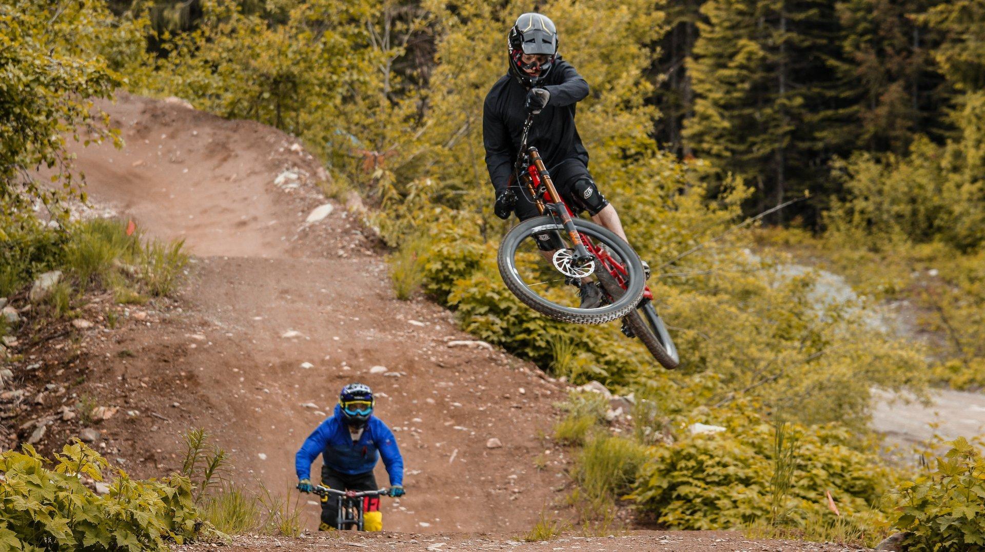 Mountain Bike in Val di Fiemme