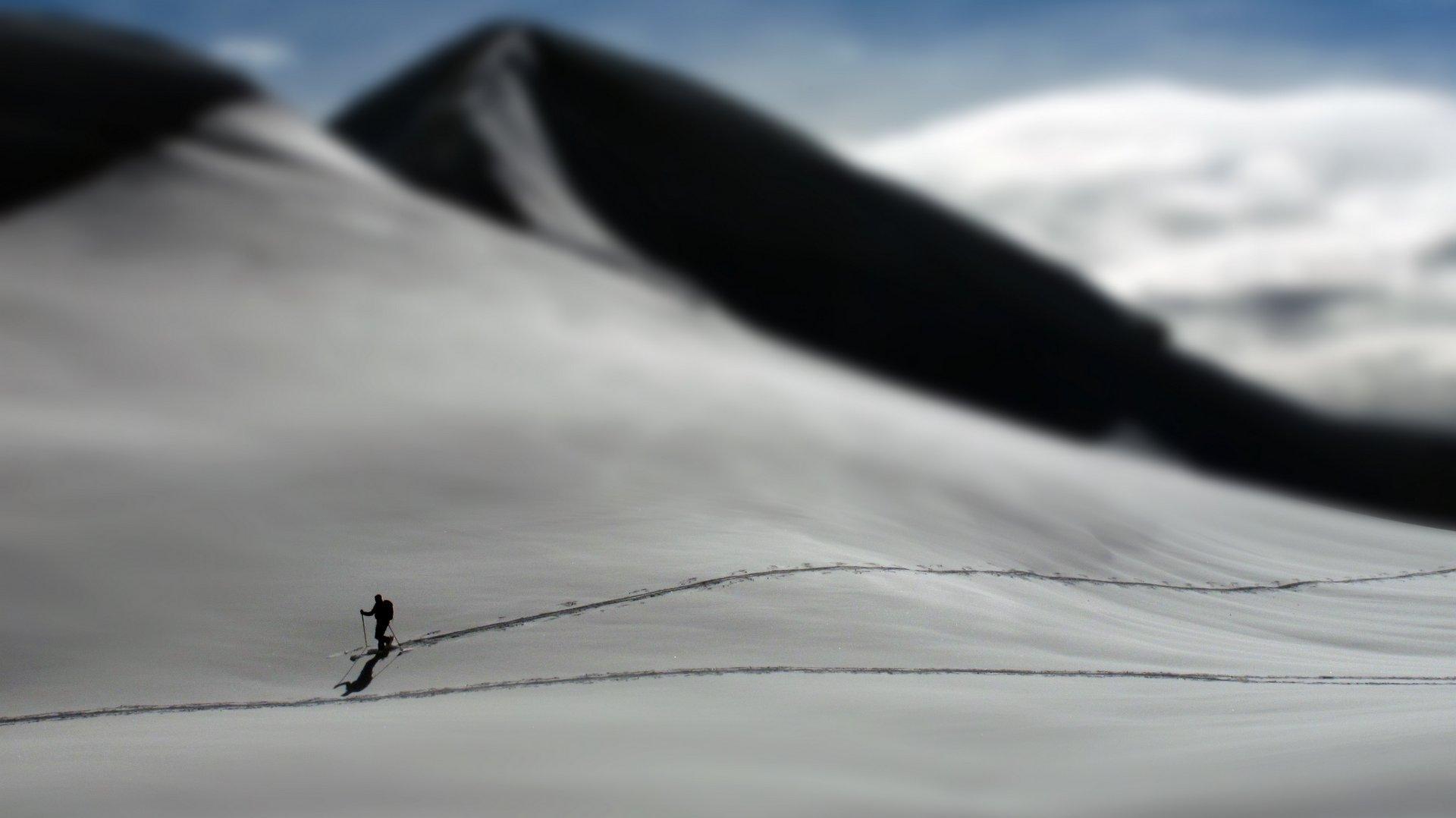 Sci Alpinismo in Val di Fiemme