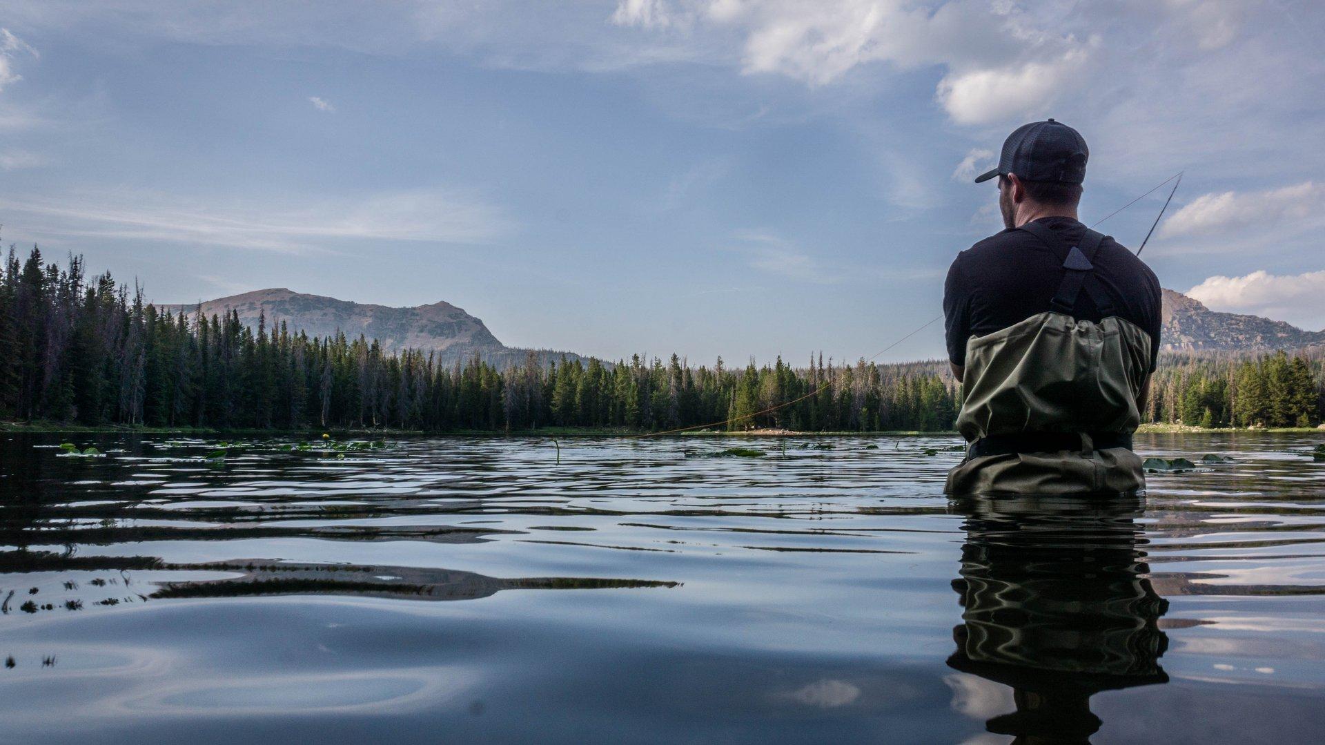 Pesca in Val di Fiemme